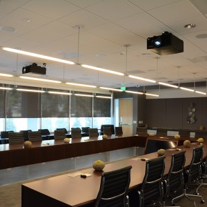 Audio Visual Conference Room