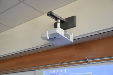 SMART Board with NEC short throw